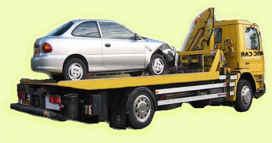 Cash For Old Cars Removal